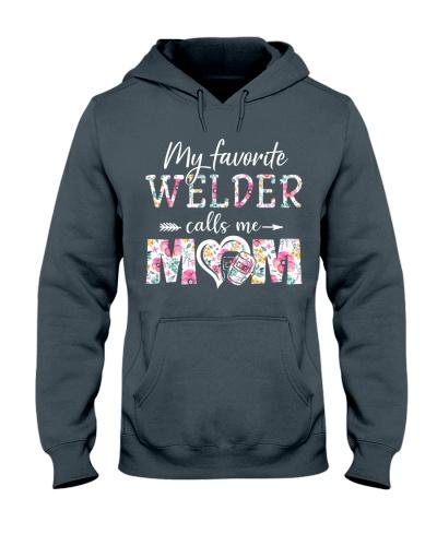 Welder Mom