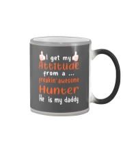 Hunter dad Color Changing Mug thumbnail