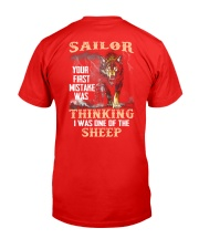 Sailor Classic T-Shirt back