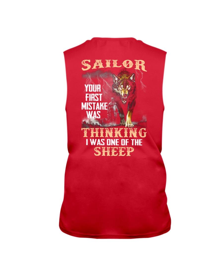 Sailor Sleeveless Tee showcase