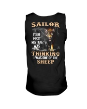 Sailor Unisex Tank tile