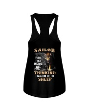 Sailor Ladies Flowy Tank thumbnail
