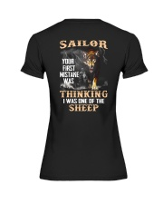 Sailor Premium Fit Ladies Tee thumbnail