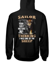 Sailor Hooded Sweatshirt thumbnail