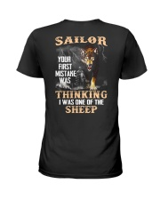 Sailor Ladies T-Shirt thumbnail