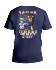 Sailor V-Neck T-Shirt thumbnail