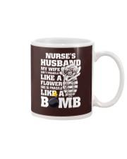 Nurse husband Mug thumbnail