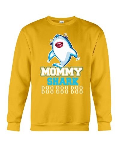 Mommy Shark doo doo doo doo doo doo