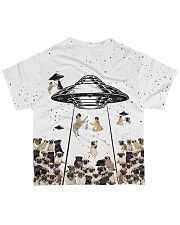 Pug  All-over T-Shirt back