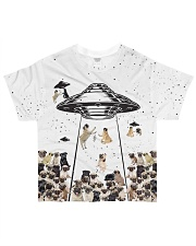 Pug  All-over T-Shirt front