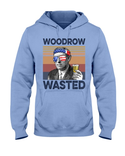 US Drink Woodrow Wasted