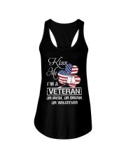 Veteran Ladies Flowy Tank thumbnail