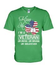 Veteran V-Neck T-Shirt thumbnail