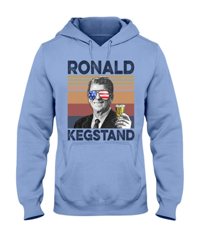 US Drink Ronald Kegstand