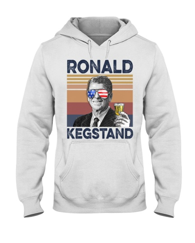 US Drink Ronald Kegstand