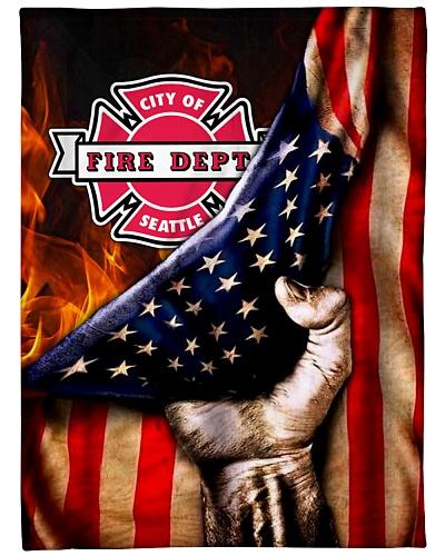 Firefighter Seattle Fire Department