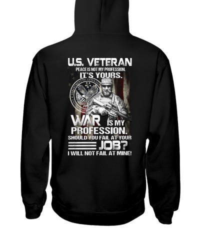 Veteran War Is My Profession