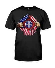 Army-Airborne Classic T-Shirt front