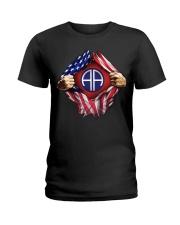 Army-Airborne Ladies T-Shirt thumbnail
