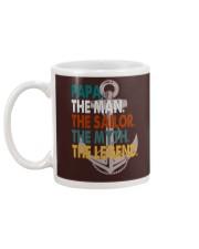 Sailor  Mug back