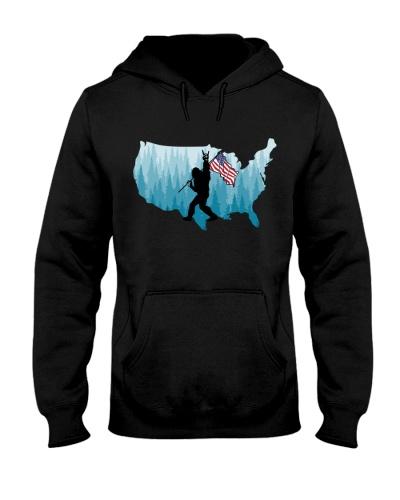 Bigfoot America