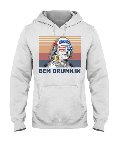 US Drink Ben Drunkin
