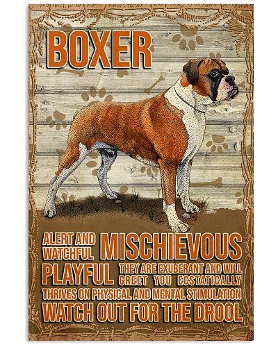 Boxer Playful