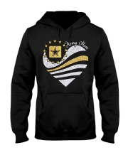 Army Hooded Sweatshirt front