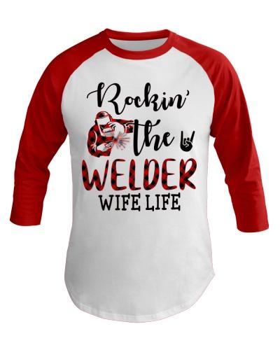 Rockin the Welder wife life