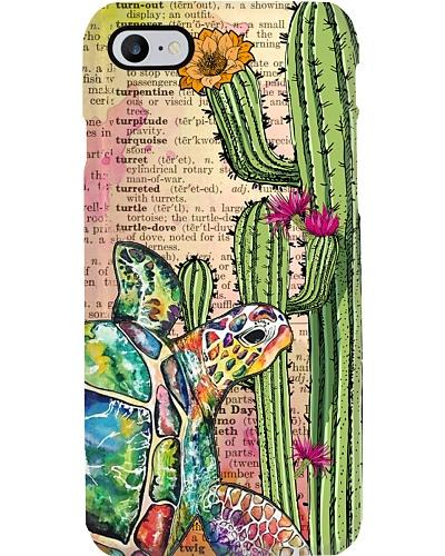 Turtle Cactus