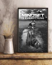 Husky Mindset 24x36 Poster lifestyle-poster-3