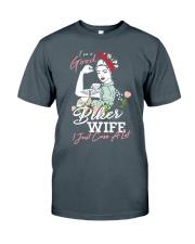 biker wife Classic T-Shirt thumbnail