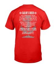 Sailor Creed Classic T-Shirt thumbnail