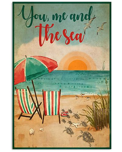 You Me and The Sea