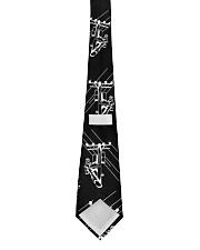 Lineman tie Tie back