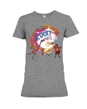 What can you create with just a dot Premium Fit Ladies Tee thumbnail