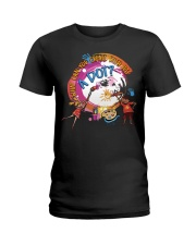 What can you create with just a dot Ladies T-Shirt front