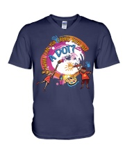 What can you create with just a dot V-Neck T-Shirt thumbnail