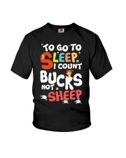 Hunt sleep Youth T-Shirt front