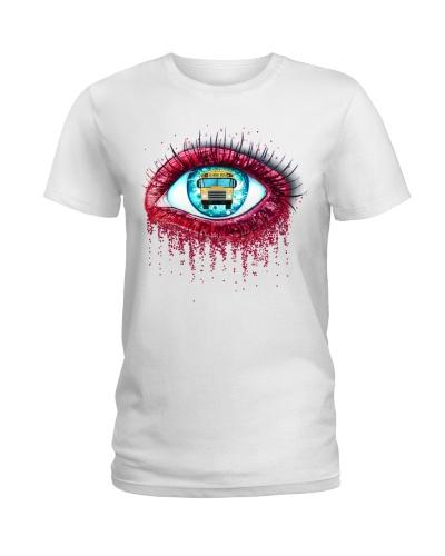 Bus Driver eye