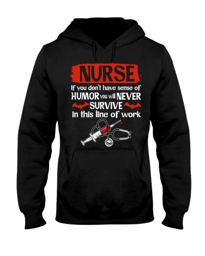 Nurse Survive In This Line Of Work