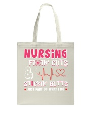 Nurse Cut Tote Bag thumbnail