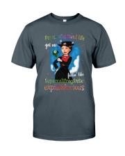 paraprofessional Classic T-Shirt thumbnail