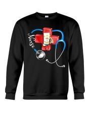 rhode island nurse Crewneck Sweatshirt thumbnail