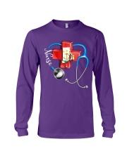 rhode island nurse Long Sleeve Tee thumbnail