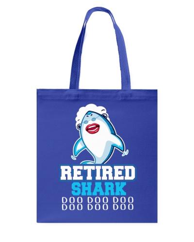 Retired Shark Doo Doo Doo