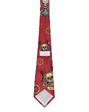 Navy tie Tie back