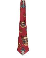 Navy tie Tie front