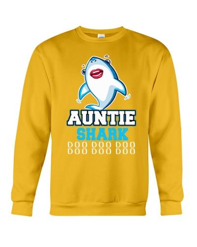 Auntie shark doo doo doo