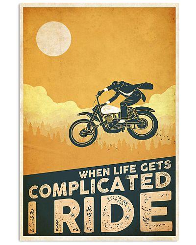 Biker Complicated